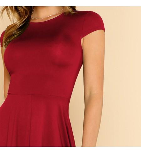 """Raudonos Spalvos Suknelė ,,Party"""""""