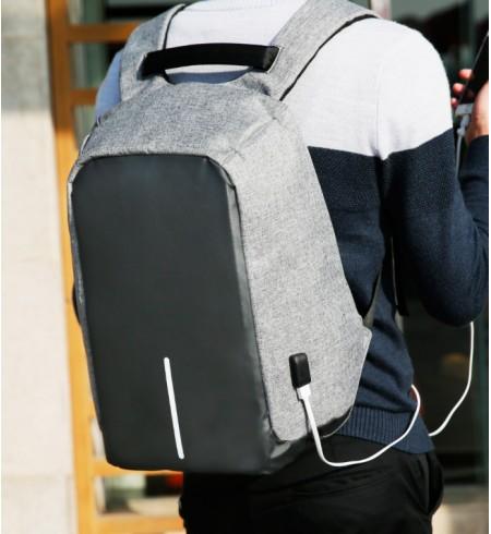 Išmanioji Kuprinė su USB Apsauganti Nuo Vagysčių