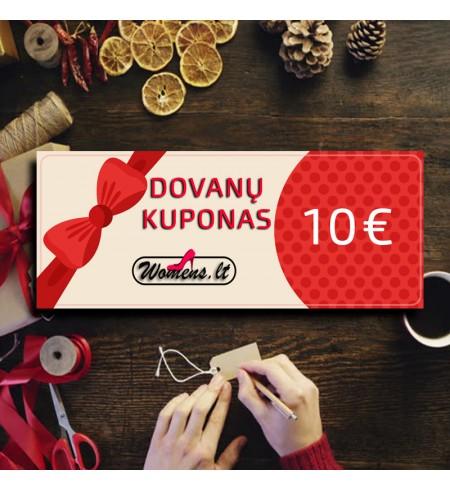 30€ vertės dovanų kuponas